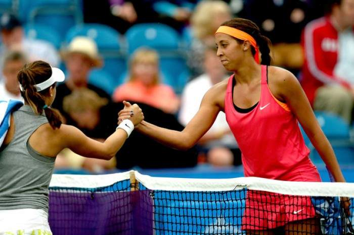 Madison Keys and Lauren Davis, Their Strengths and Potential By Who Knows Them Best...
