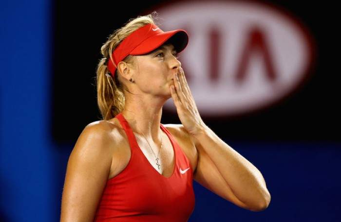 Maria Sharapova: ´What happens in Russia stays in Russia´