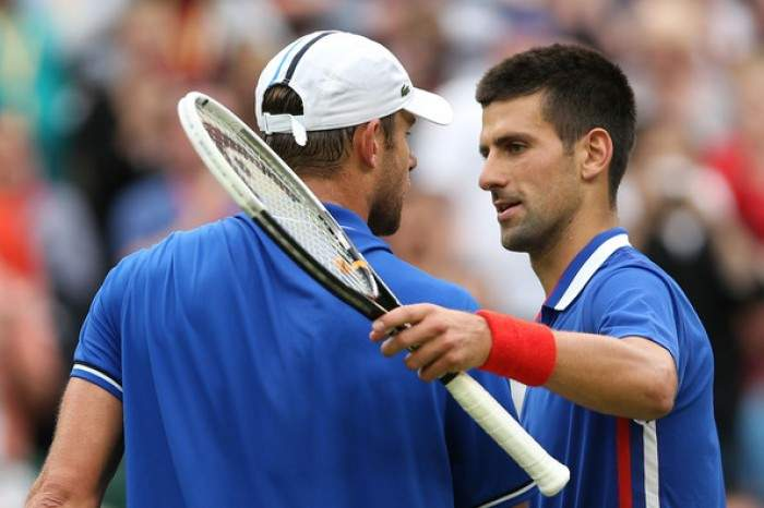 Andy Roddick: ´Novak Djokovic Can´t be Compared to Roger Federer and Rafael Nadal´