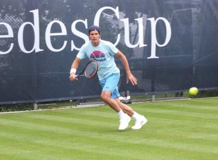 The long awaited return of Tommy Haas