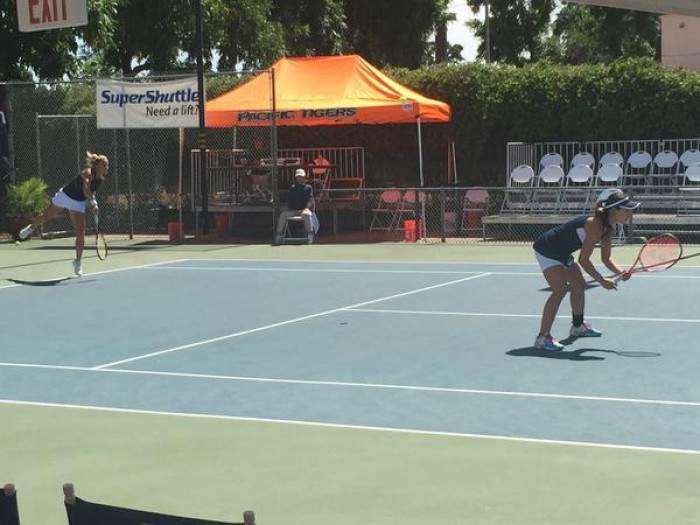TOP REMAINING AMERICAN MARAND, DATE-KRUMM ADVANCE TO SEMIFINALS AT USTA STOCKTON CHALLENGER