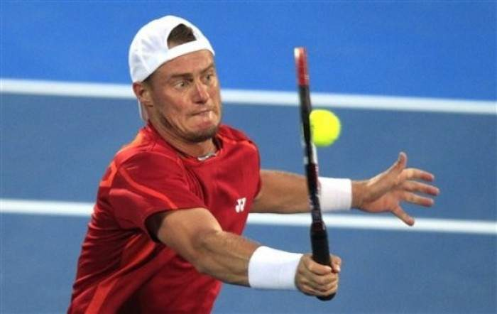 ATP Syndey - Hewitt goes down to Troicki