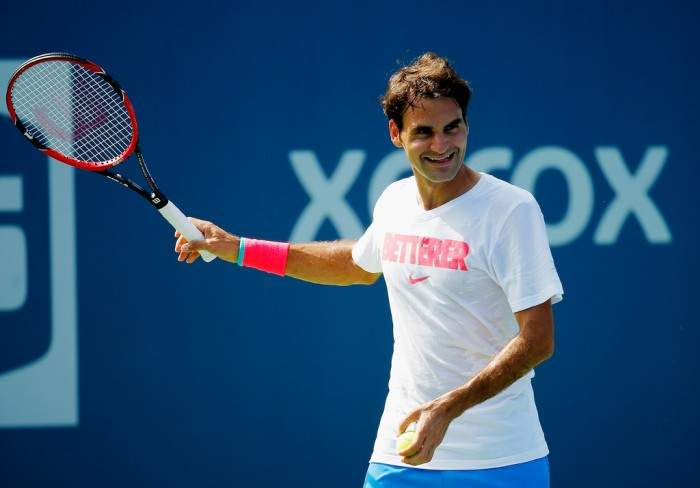 Roger Federer Reveals How the SABR Return Was Born