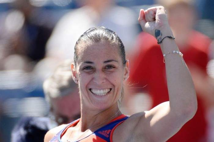 Flavia Pennetta: ´I Never Thought I Could Go This Far in the Tournament´
