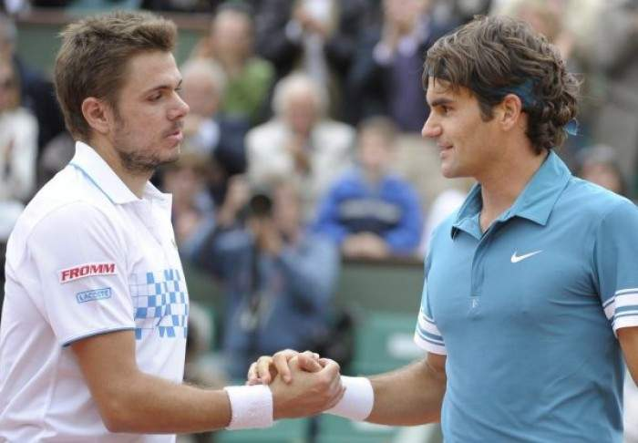 Stan Wawrinka: ´I Am Not Trying to Copy Roger Federer With the SABR´