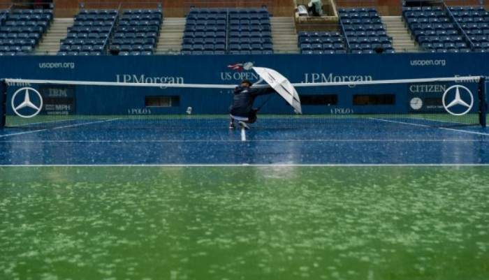 Rain Forces Women´s Semis to be Postponed to Friday!
