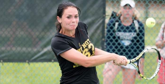 Tennis teams open at HBCU National Championships