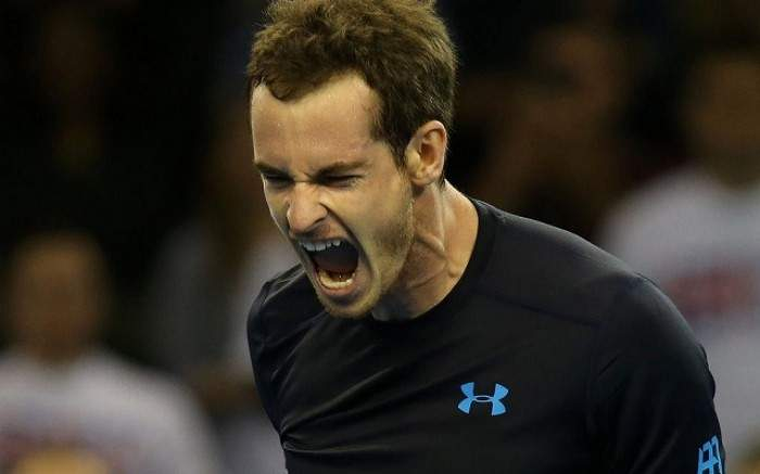 Andy Murray Gives Great Britain A Dream Start