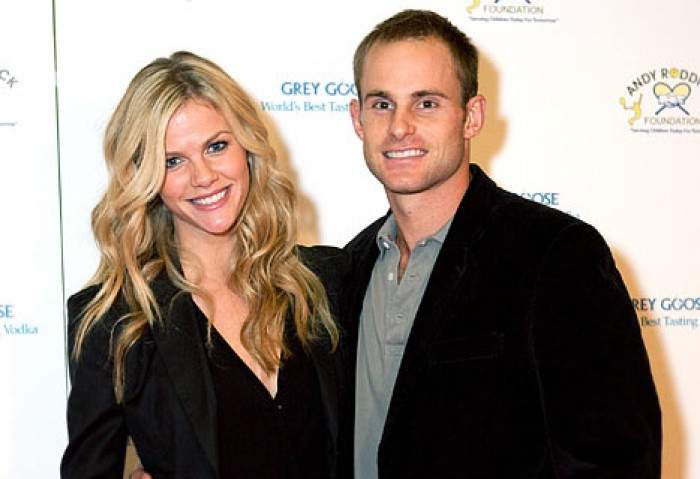 Andy Roddick And Brooklyn Decker Welcome A Baby Boy