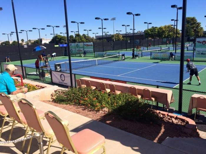 Donaldson and Mmoh eliminated in Quarter-finals stage, Krajicek defeated by Novikov