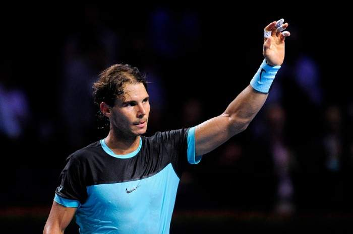 Rafael Nadal: ´This part of the season has been positive. In 2016 I want to be very competitive´