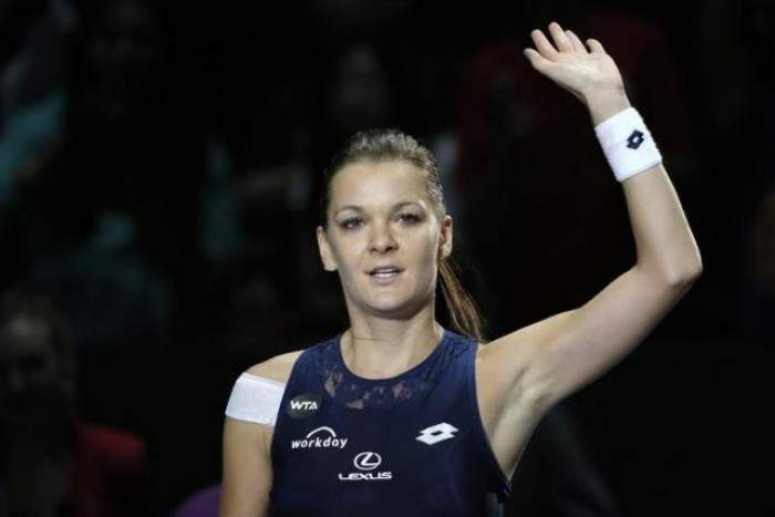 Agnieszka Radwanska: ´I Lost First Two Matches But It´s Not Like I was Playing Bad´