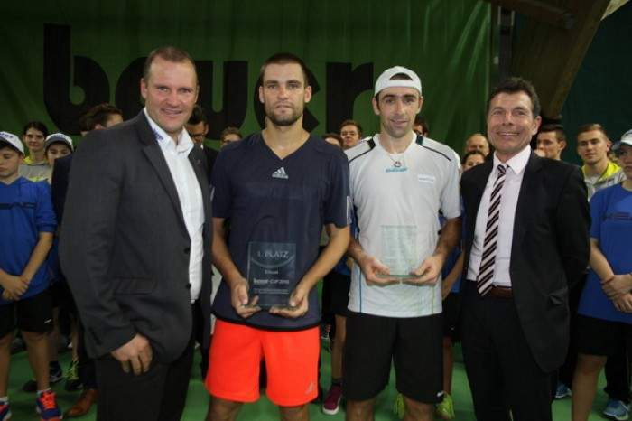 Roundup of this week&acutes finals results in Challengers: Maiden crown for 3 players