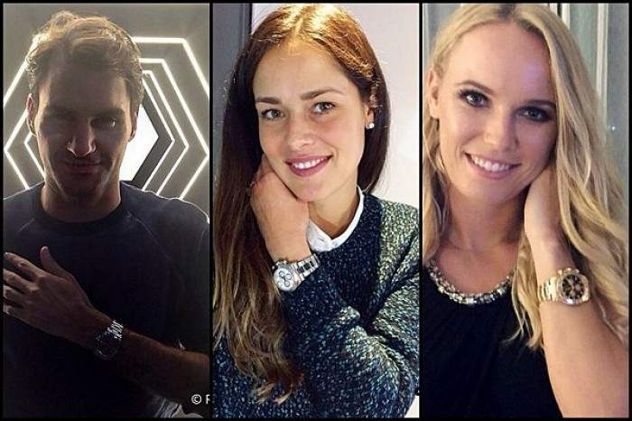 Watch Out: Tennis Players Who Are Rolex Ambassadors