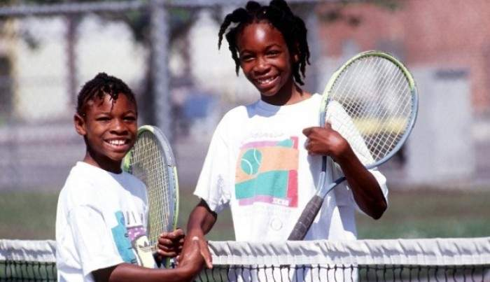 Serena Williams posts her baby picture with Father! (PIC INSIDE)