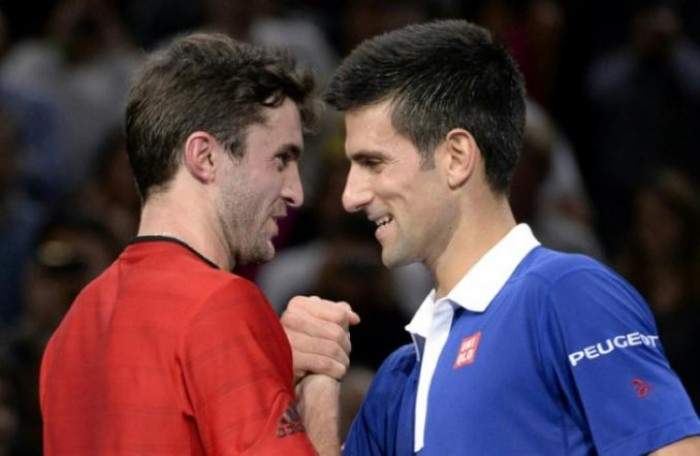 Gilles Simon: ´The whole room hopes that I beat Djokovic, they are fed up with being humiliated´