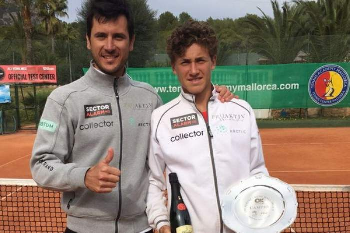 17-year-old Casper Ruud wins his first professional title in Spain F3 Futures