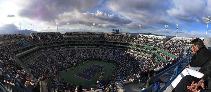 INDIAN WELLS - results - MONDAY, MARCH 14, 2011
