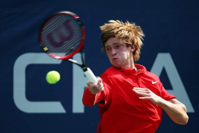Andrey Rublev will work at Galo Blanco´s 4Slam Academy from April