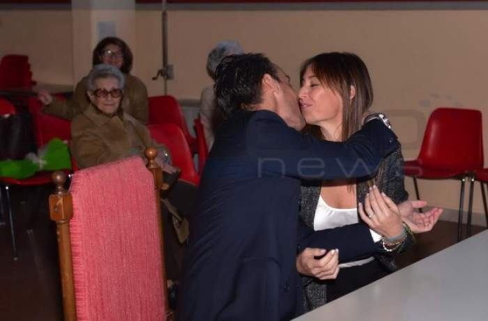 Official promise of marriage for Fabio Fognini and Flavia Pennetta (PICS INSIDE)