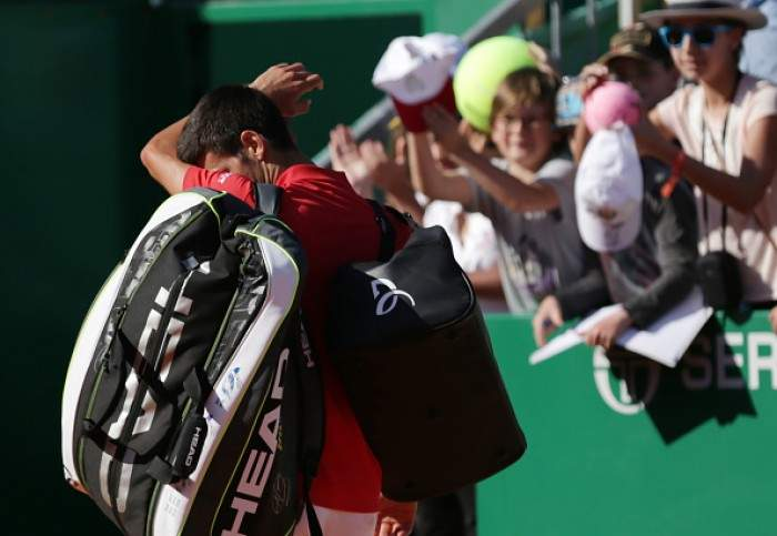 ATP Barcelona contacted Novak Djokovic, who refused to play there