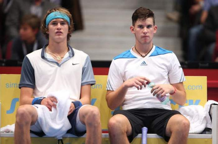Dominic Thiem and Alexander Zverev are Nadal´s Heirs. Or ...