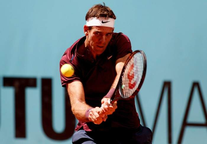 New coach for Del Potro? The Argentinean is practicing under Dani Vallverdu´s guide (PIC INSIDE)
