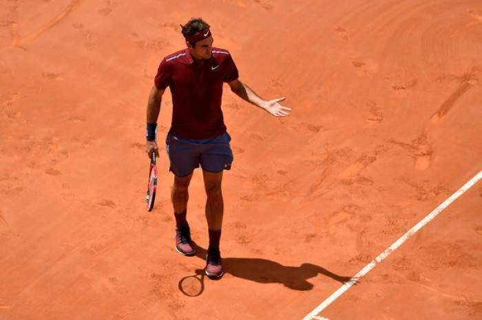 According to Swiss Media, Roger Federer will not play the French Open