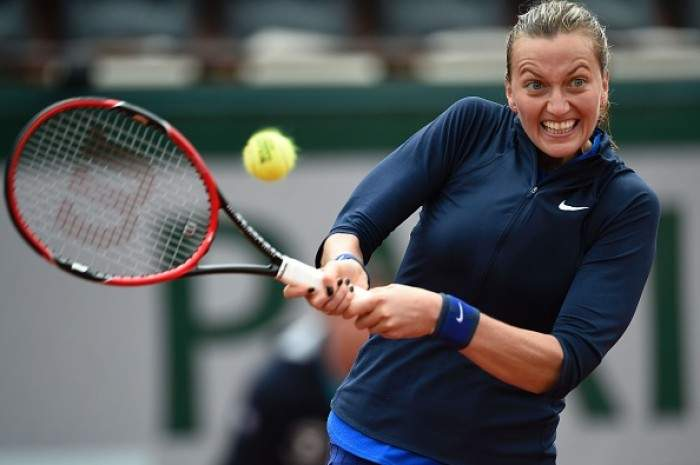 Petra Kvitova: ´The Conditions weren´t Easy Today´