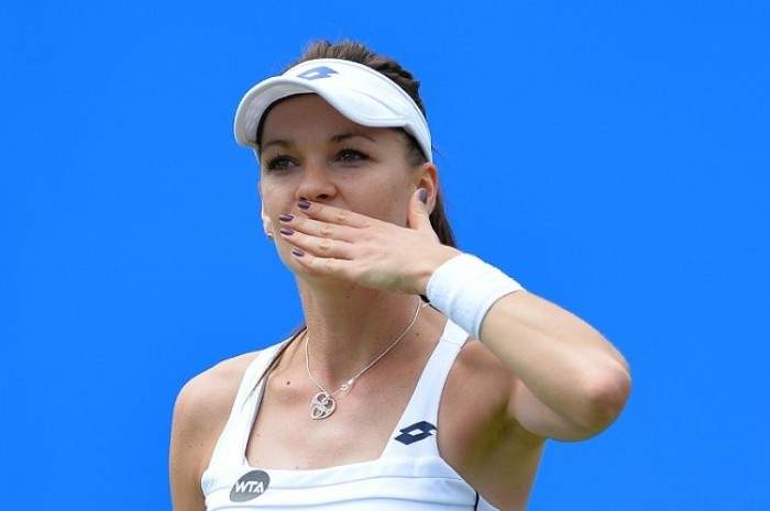 WTA Eastbourne- Radwanska reaches last 16 as other seeded players stumble