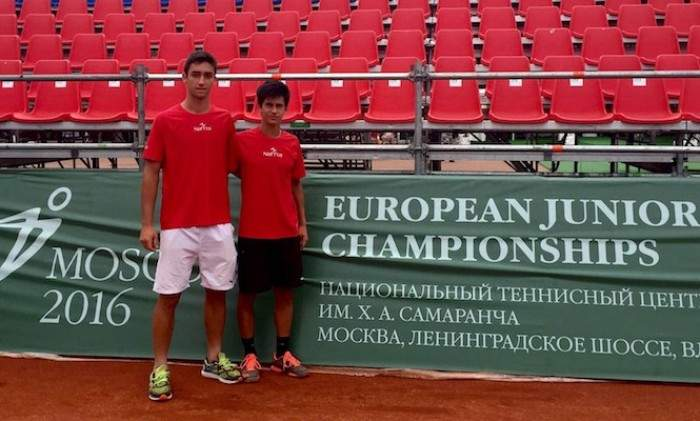 Our players Carlos Sanchez and Rafa Izquierdo will face each other at the final of European Championship