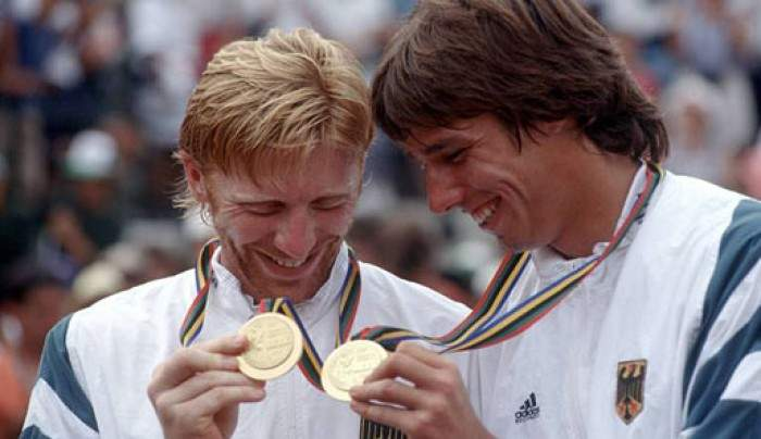 Boris Becker: ´The Olympic gold is undoubtedly one of my greatest accomplishments´