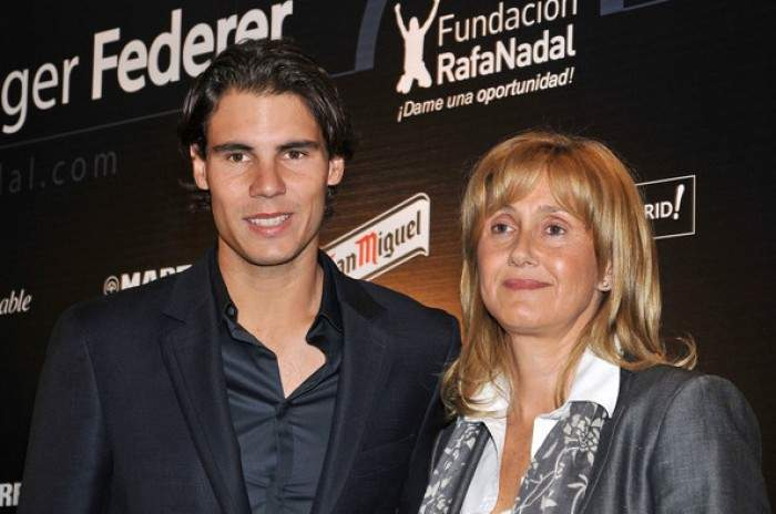 Nadal´s mother: ´If he did not have passion, Rafa would have already stopped playing´