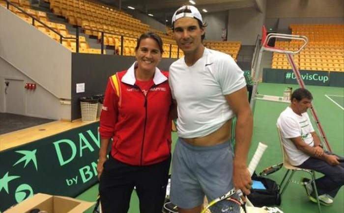 Conchita Martinez: 'He's reached Rio with lack of matches, but he's still Rafael Nadal'
