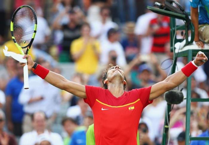 Rafael Nadal: 'This could be my last participation at the Olympics'