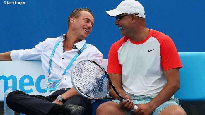 Andrew Florent, Former Mark Philippoussis' coach, passed away