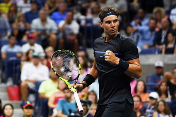 US OPEN MEN´S SINGLES: Nadal, Monfils and Cilic safely through, Harrison stuns Raonic