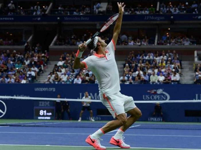 Roger Federer – Generating power with your legs during the ...
