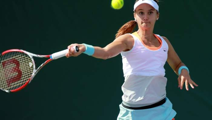 WTA QUEBEC CITY- Qualifiers Tereza Martincova and Lauren Davis reach semifinals