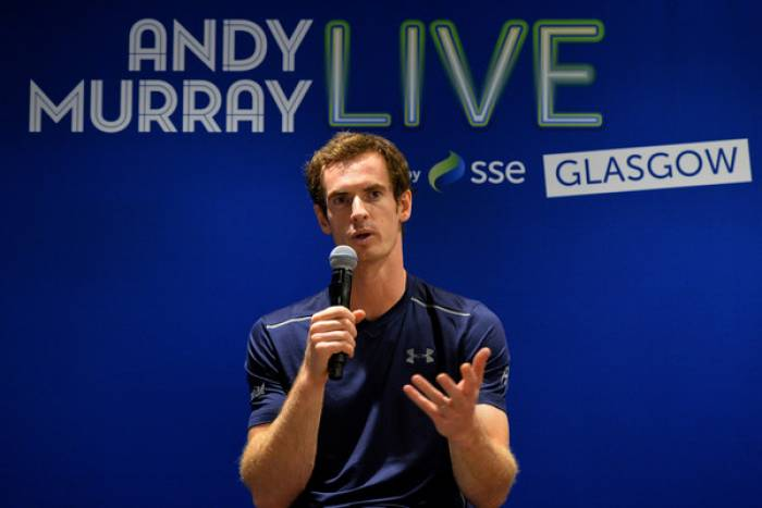 Andy Murray wants to get ATP Tour Event in Scotland