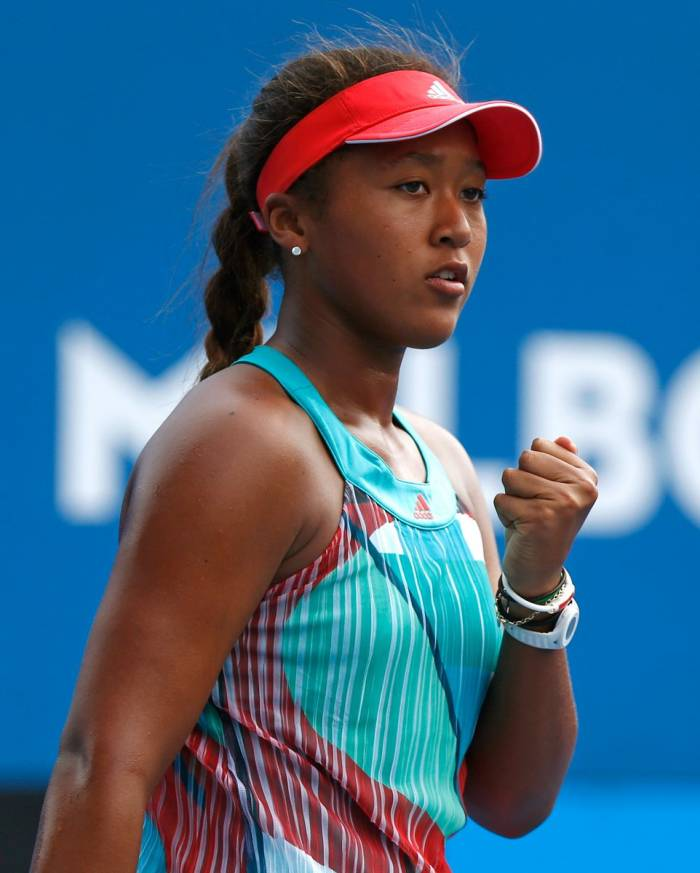 Image result for naomi osaka