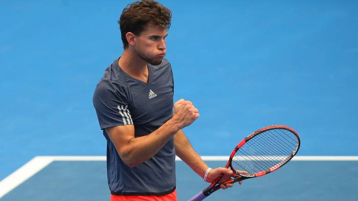 Dominic Thiem: 'The best thing of tennis is the feeling you have after winning a match'