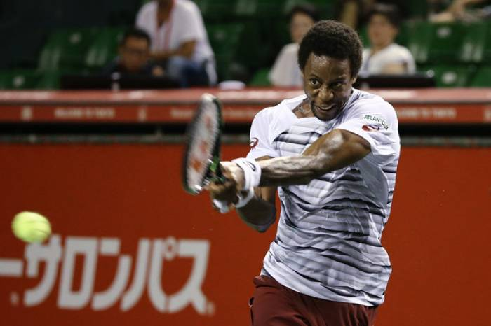 ATP TOKYO: Monfils, Goffin and Kyrgios all advance, Karlovic save 2 MP's in a thriller against Delbonis