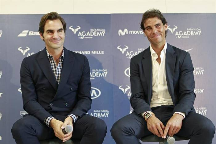 Roger Federer: 'I am using Nadal as an inspiration for coming back strong in 2017'