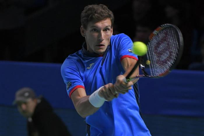ATP MOSCOW & ANTWERP: Schwartzman stuns Goffin and will play for his first indoor title against Gasquet