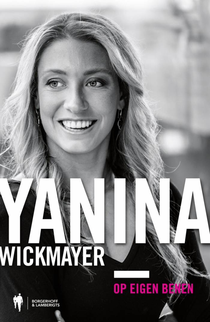 Yanina Wickmayer to Release Her Book in Antwerp Next Week