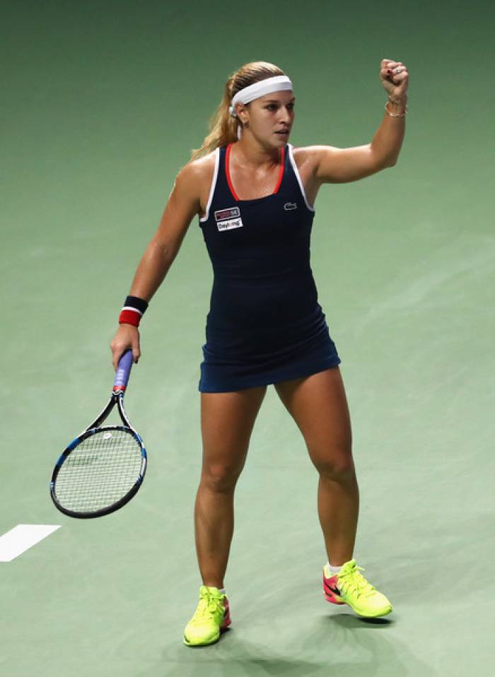 Is a cute Dominika Cibulkova  naked (29 fotos), Twitter, butt
