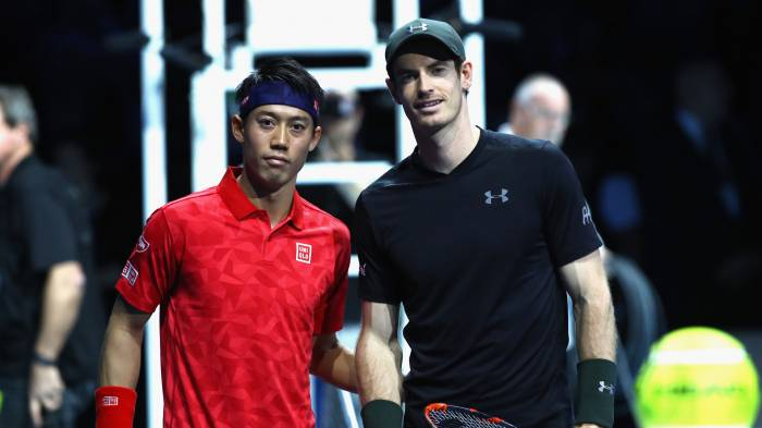 Peter Fleming: Andy Murray's win over Nishikori was one of the best matches