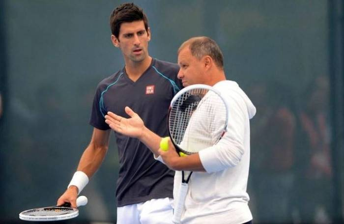 Marian Vajda: 'Djokovic loves training but we expected he could drop'