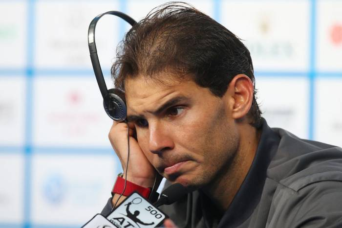 Rafael Nadal hairs transplant, new look to be completed in 6 months!
